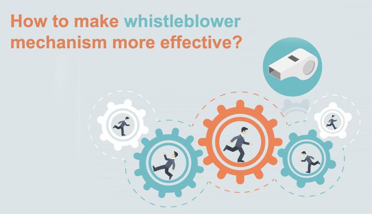 Effective Whistleblower Mechanism
