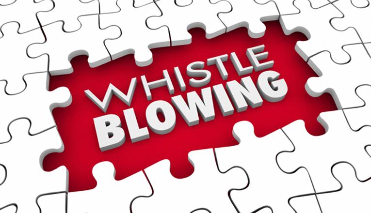 Reward to Whistleblowers